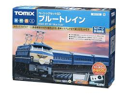 dels about tomix 90179 ef66 blue trains n scale sd starter set n scale