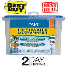 Master Test Kit Chart Api Master Test Kits Fresh Water Marine Reef Saltwater