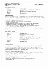 Unique Software Programmer Resume Sample Beautiful Senior Software ...