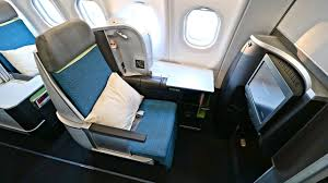 Trip Report Aer Lingus Business Class Airbus A330 300 New York Jfk To Dublin
