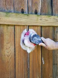 Painted Fences fence painting and staining guide quick tips hgtv 4607 by xevi.us