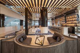 Living Room Bar Miami Tour The Redesigned W Fort Lauderdales New Public Spaces Curbed