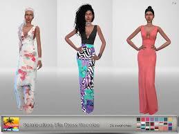 Belaloallure Elle Dress Recolor - ELFDOR | Elle dress, Dresses, Clothes