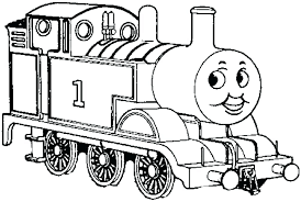 Thomas The Tank Engine Coloriage This Is Coloring Pages Pictures The