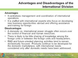 essays advantages and disadvantages of international trade