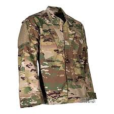 Ocp Female Size Chart Cds Authentic Army Combat Uniform Coat In Scorpion Ocp