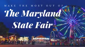 Timonium Fairgrounds Concert Seating Chart Make The Most Of The Maryland State Fair 2019 Hirschfeld