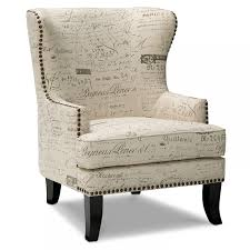 Living Room Accent Chairs With Arms Furniture Black White Chevron Accent Chair With Arm And Back Also