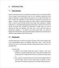 11+ Financial Plan Templates – Free Sample, Example, Format ...
