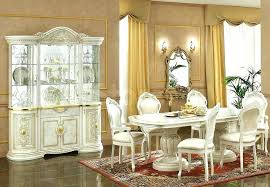 modern italian furniture nyc. Italian Furniture Nyc Dining Set Ivory Table China Side And Arm Chairs Modern .