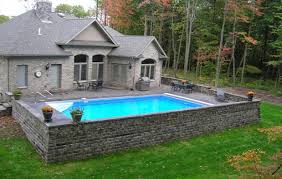 above ground home pools. Exellent Home In Above Ground Home Pools L