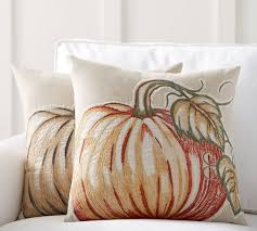 Pumpkin Pillow Covers