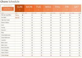 Daily Chore Checklist Daily Chores Checklist