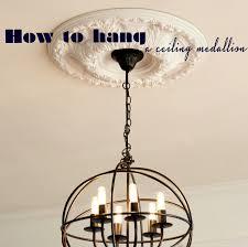 home installing ceiling medallion part house edds light medallions oval homemade plastic