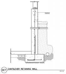 basement wall design. Exellent Wall Retaining Wall Design Simple Concrete Elegant Walls On Basement