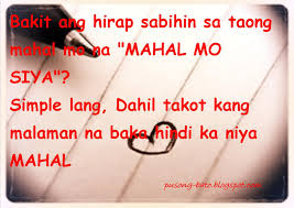 Tagalog Love Quotes For Him Tagalog Love Quotes QUOTES OF THE DAY 53