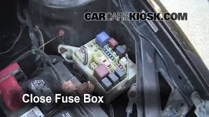 blown fuse check 1991 1994 toyota tercel 1994 toyota tercel dlx 1996 Plymouth Voyager Fuse Diagram at 1996 Toyota Tercel Fuse Box Diagram