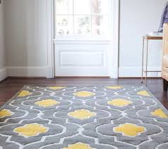 gray and yellow rug lovely 29 stylish grey and yellow living room décor ideas digsdigs