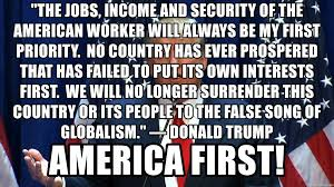 Image result for trump america first song