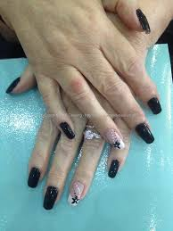 Eye Candy Nails & Training - Gel overlays over natural nails ...