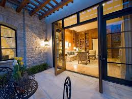 custom vinyl french patio doors in