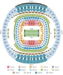 Mercedes Seating Chart Atlanta Mercedes Benz Stadium Seating Chart New Orleans Up To Date