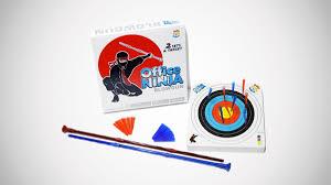 office ninja blow desk toy
