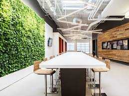 green wall office. Spruce Up Before And After Cannondale Spruces New Connecticut Office With Gsky Living Green Wall