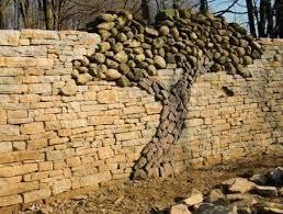 Decor Stone Wall Design Stone Wall Decoration home improvement ideas 66