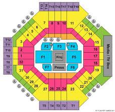 74 Skillful Stubhub Center Boxing Seating View