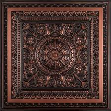 decorative ceiling tiles. La Scala 2 Ft. X PVC Lay-in Or Glue- Decorative Ceiling Tiles A