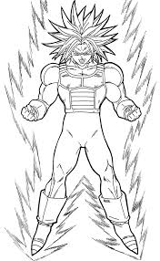 52 Dragon Ball Z Kai Coloring Pages Free Coloring Pages Of Drangon