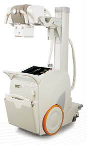 Digital Radiography Dr X Ray Digital Radiography System Mobile Sparkler With High Resolution Detector