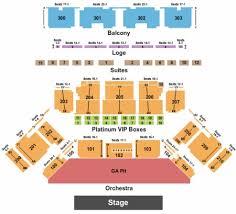 Hu Ke Lau Seating Chart Toyota Oakdale Theatre Seating Chart Toyota Oakdale