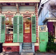 I Was In New Orleans This Week And Was Tripping Out On All The Colorful  Houses, The Contrasting Shutters And The Ornate Detailing. Iu0027m Totally  Smitten.