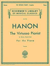 Hanon Virtuoso Pianist In 60 Exercises Complete