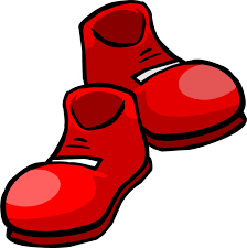 clown shoes clipart - Clip Art Library