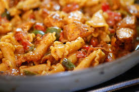 boneless chicken recipes with pasta. Exellent With Chicken Fajita Pasta  The Best Recipes Inside Boneless Recipes With S