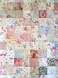 Best 25+ Vintage quilts ideas on Pinterest | Quilt patterns ... & Cot quilt handmade by HenHouse with vintage fabrics Adamdwight.com