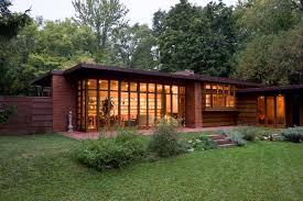 frank lloyd wright outdoor lighting. Frank Lloyd Wrights Usonian Homes The Original Low Cost Co Op Wright Outdoor Lighting Housing