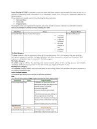 Fdar Sample Documents