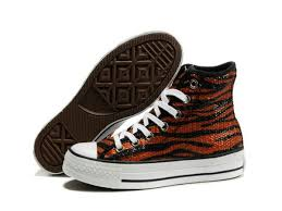 converse shoes high tops for girls. converse cheap online all star girls black leopard prints paillette embroidery high top canvas shoes,converse white sale,authorized site shoes tops for t