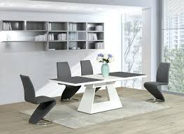 Small White Gloss Dining Sets Cheap Uk Glass High Extending Table Grey  Chairs Set Modern Wood