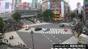 渋谷 スクランブル 交差点 live カメラ