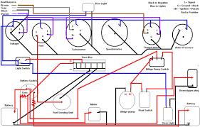 wiring diagram boat yhgfdmuor net wiring diagram for boat trailer marine boat wiring diagram marine free wiring diagrams, wiring diagram