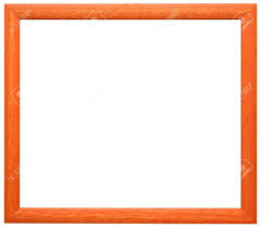 simple wood picture frames. Simple Photo Frames Online Free Picture Frame Crafts Orange Wooden Stock 8529320 Diy Wood X