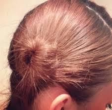 結婚式髪型お呼ばれ自分で簡単に お団子ヘアアレンジ パーティー ヘア