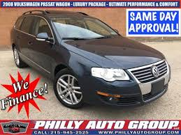 volkswagen passat wagon 2008. 2008 volkswagen passat for sale in levittown, pa wagon o
