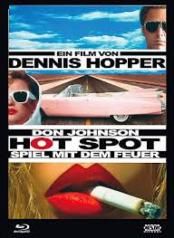 The Hot Spot - Limited Collector's Edition - Cover D [Bluray+DVD]