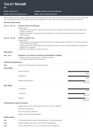 New Rn Resume 11426 Milesofmulesorg